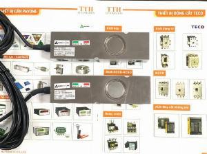 Loadcell thanh SBR sản xuất tại Italy. Cấp bảo vệ IP68 chống nước, bụi...Cung cấp đầy đủ CO CQ