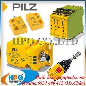 Rơ le an toàn Pilz | Bộ điều khiển Pilz | Pilz Việt Nam