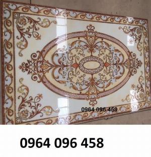 Gạch thảm lát nền trang trí phòng khách - KFCX4