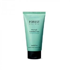 Sữa rửa mặt innisfree Forest for men Shaving & Cleansing Foam 150G
