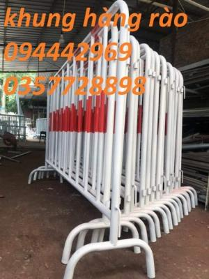 Khung hàng rào di động, chuyên sản xuất các loại hàng giá tốt