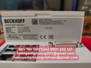 CX5010-0100 | PLC | Beckhoff | Cty Hoàng Anh Phương nhập khẩu trực tiếp