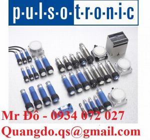 Cảm biến Pulsotronic chính hãng tại Việt Nam