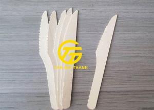 Cung cấp dao gỗ dùng một lần xuất khẩu cho nhà hàng, khách sạn tại TP. HCM