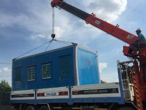 Văn phòng container thanh lý khu vực miền nam