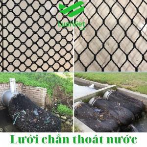Lưới chắn rác thải