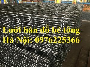 Lưới thép hàn D6 A200 Hà Nội giá tốt