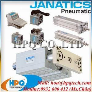 Van điện điều khiển Janatics