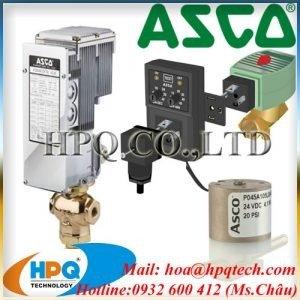 Van điện từ Asco chính hãng có bảo hành