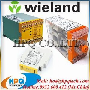 Rơ le an toàn Wieland chính hãng Viet Nam
