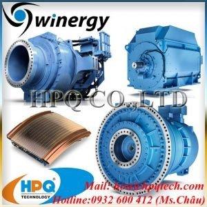 Hộp số WINERGY | Máy phát điện WINERGY chính hãng tại Việt Nam