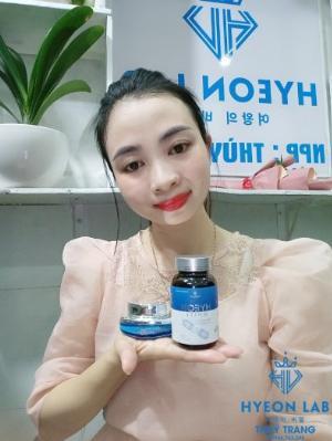 Viên uống trắng da Hyeon white - chính hãng - giá tốt