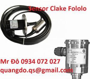 Nhà phân phối cảm biến Clake & Fololo chính hãng