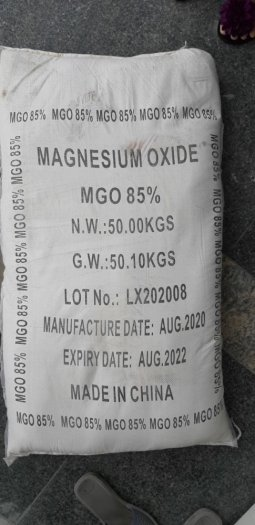 Magnesium oxide (MgO) – Trung Quốc