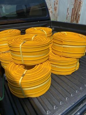 Băng cản nước pvc V300-cuộn 20m dài chống thấm dầm cốt thép