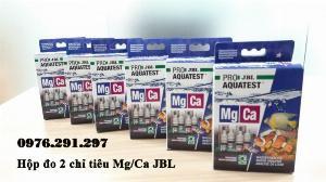 Hộp test Mg/Ca của nước JBL Đức