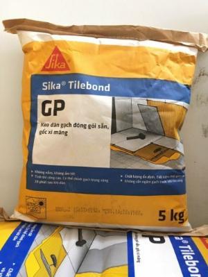 Keo dán gạch - SIKA THẾ VŨ - Sika Tilebond GP (bao 5kg)