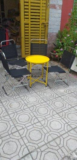Bàn ghế cafe ngoài trời, bàn ghế trà chanh, bàn ghế cafe ban công