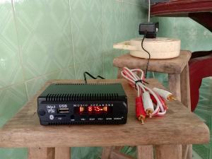 Hộp Bluetooth 5.0 dùng kết nối điện thoại với ampli hoặc mixer