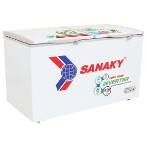 Bán lỗ tủ đông SANAKY model VH-6699W3 công nghệ inverter