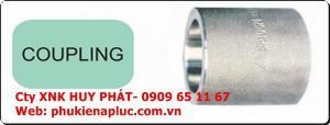 Măng xong (coupling) hàn áp lực thép A105
