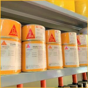 Nhựa Bơm Epox- Sikadur 752 (Bộ 1kg)