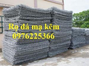 Rọ đá mạ kẽm 2x1x1 giá rẻ tại Hà Nội