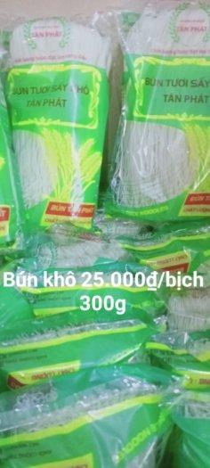 Bún tươi sấy khô 300g