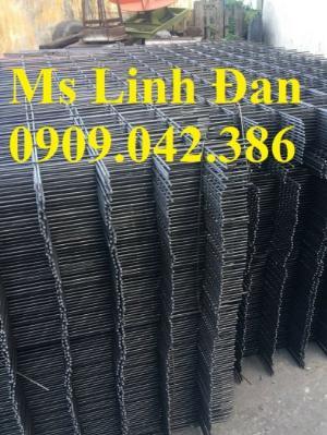 Nhà máy sản xuất lưới thép hàn đổ bê tông phi 6 200x200 và phi 8, phi 10