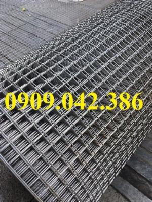 Lưới hàn mạ kẽm dây 0,5ly ô 5x5, dây 1ly ô 10x10, dây 1,5ly ô 15x15, 20x20, dây 2ly 25x25