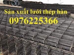 Lưới thép đổ bê tông D4 A100, D4 A150, D4 A200 giá rẻ