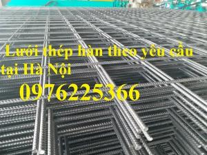 Lưới thép hàn cường lực D3, D4, D5, D6, D7, D8, D10