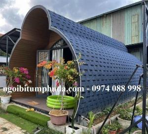 Ngói lợp nhà cao cấp nhập khẩu chính hãng tại Hà Nội