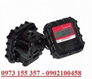 Đồng hồ đo dầu nhớt Gespasa MGE-40,đồng hồ đo nhớt 30 lít/phút