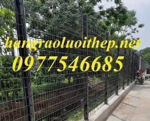 Giá lưới hàng rào sơn tĩnh điện rẻ nhất thị trường