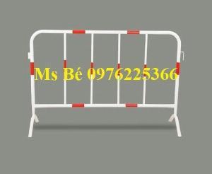 Hàng rào di động mạ kẽm 1.2 x 2m