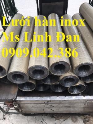 Lưới thép hàn D3 a 50x50 khổ 1m, 1.2m , 1.5m mạ kẽm