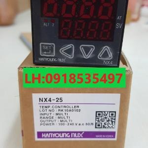ĐỒNG HỒ NHIỆT ĐỘ NX4-25