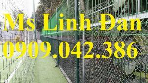 Hàng rào lưới thép mạ kẽm D3, D4, D5, D6