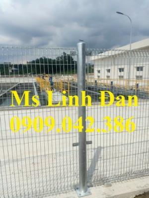 Lưới thép hàng rào mạ kẽm, lưới thép hàn chập, hàng rào mạ kẽm