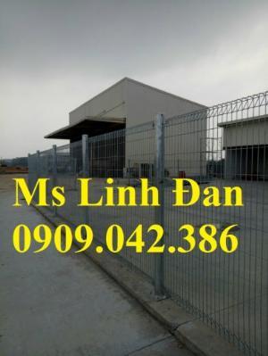 2021-09-26 09:36:11  12  Hàng rào lưới thép, hàng rào mạ kẽm, hàng rào bảo vệ khu công nghiệp 35,000