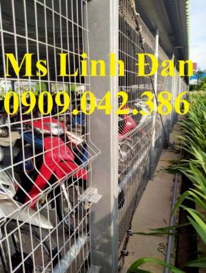 2021-09-26 09:36:11  2  Hàng rào lưới thép, hàng rào mạ kẽm, hàng rào bảo vệ khu công nghiệp 35,000