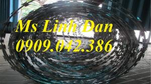 2021-09-26 09:56:58  10  Nhà máy sản xuất dây thép gai hình dao, thông số kỹ thuật dây thép gai lưỡi dao, 280,000