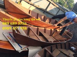 2021-09-26 12:07:16  9  Mẫu thuyền gỗ đẹp trang trí nhà hàng, Thuyền gỗ trưng bày quán hải sản, Thuyền gỗ trang trí 3m 6,500,000