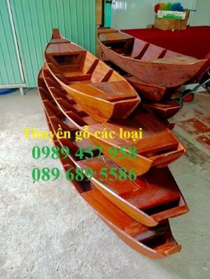 2021-09-26 12:54:36  5  Mẫu thuyền gỗ 3m, 3,5m, 4m, Xuồng gỗ, Thuyền gỗ 4m 6,000,000