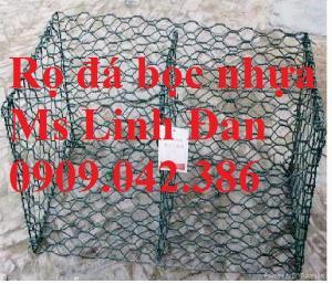 2021-09-26 14:15:35  7  Báo giá rọ đá 2x1x0.5m mạ kẽm và bọc nhựa PVC, Rọ đá 2x1x0.5m 25,000