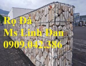 2021-09-26 14:15:35  6  Báo giá rọ đá 2x1x0.5m mạ kẽm và bọc nhựa PVC, Rọ đá 2x1x0.5m 25,000