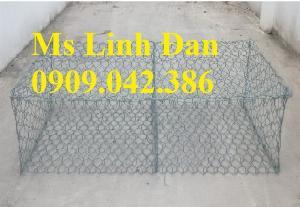 2021-09-26 14:15:35  3  Báo giá rọ đá 2x1x0.5m mạ kẽm và bọc nhựa PVC, Rọ đá 2x1x0.5m 25,000