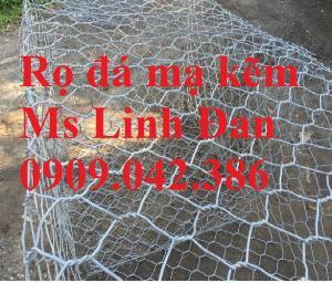 2021-09-26 14:20:04  7  Rọ đá mạ kẽm, rọ đá bọc nhựa pvc, thảm đá, giá tốt nhất toàn quốc 25,000