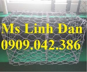2021-09-26 15:11:19  12  Rọ đá bọc nhựa PVC, rọ đá mạ kẽm, hộc đá giá tốt 25,000